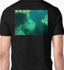 Boy who loves the sea Unisex T-Shirt
