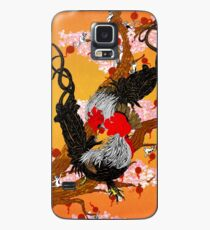 Year of the Fire Rooster Case/Skin for Samsung Galaxy