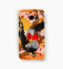 Year of the Fire Rooster Samsung Galaxy Case/Skin