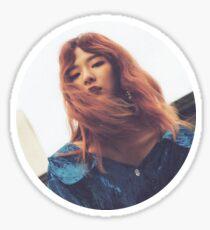 Seulgi Red Velvet Editorial  Sticker