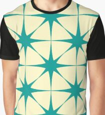 Tracery of the stars Graphic T-Shirt