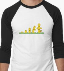 Lego Man Evolution T-Shirt