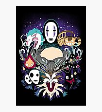 Ghibli Dreams Photographic Print