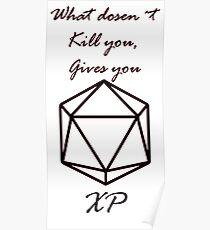 RPG xp Poster