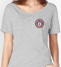 Boro Badge Redesign Women's Relaxed Fit T-Shirt
