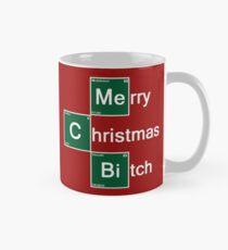 Frohe Weihnachten Hündin Tasse