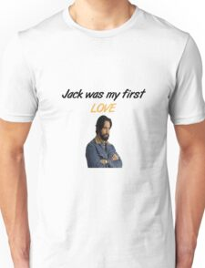 Jack.- This is us Unisex T-Shirt