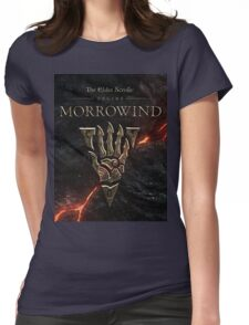Morrowind Womens Fitted T-Shirt