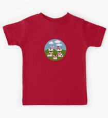 Hooligan Cows Kids Clothes