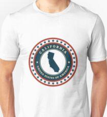Vintage label California Unisex T-Shirt