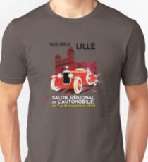 1926 Vintage Automobile poster recreated by MotorManiac Unisex T-Shirt