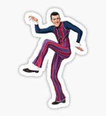 Robbie Rotten Sticker