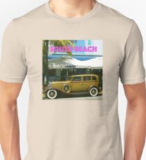 SOUTH BEACH TRANSPORTATION Unisex T-Shirt