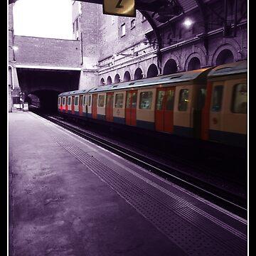 Paddington Station, Underground by timtopping