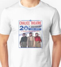 Chalice theatre 20th anniversary art Unisex T-Shirt