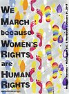 Women's Rights are Human Rights by Ellen Sauer