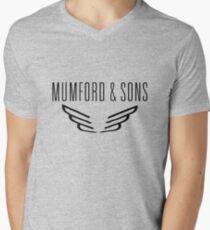 Mumford And Sons Men's V-Neck T-Shirt
