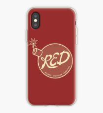 Red Team - Reliable Excavation Demolition iPhone Case