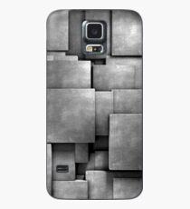 Concrete blocks Case/Skin for Samsung Galaxy
