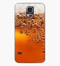 Bier Detail Hülle & Klebefolie für Samsung Galaxy