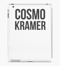 Cosmo Kramer iPad Case/Skin