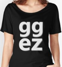 GG EZ Steam PC Gamer Master Race Women's Relaxed Fit T-Shirt