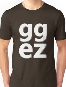 GG EZ Steam PC Gamer Master Race Unisex T-Shirt