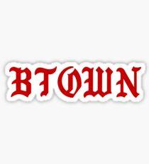 Btwon Pablo Sticker