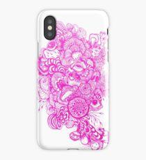 pink tab iPhone Case/Skin