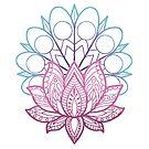 Lotus by Lyndsey Hughes