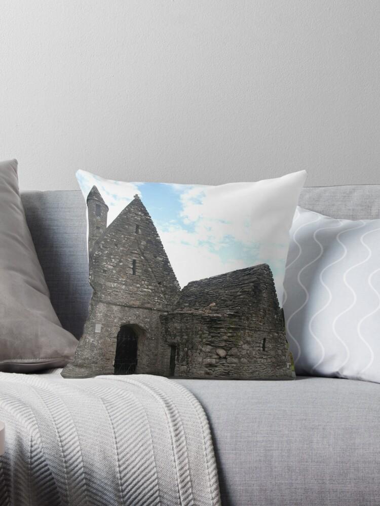 St. Kevin's Church, Glendalough by tiffymoon