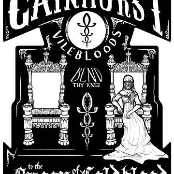 Cainhurst Vilebloods by matleirasx