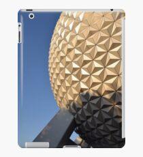 Epcot Globe at Dusk iPad Case/Skin