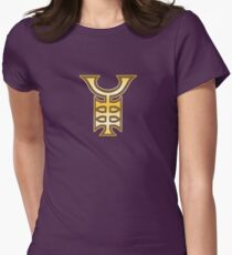 Ascension Sphere: Matter Womens Fitted T-Shirt
