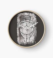 Venus of Willendorf Clock