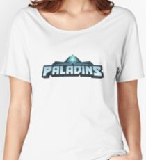 Paladins Logo Women's Relaxed Fit T-Shirt