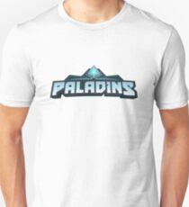 Paladins Logo Slim Fit T-Shirt