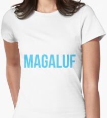 Magaluf Women's Fitted T-Shirt