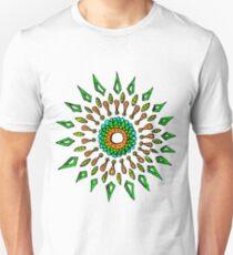 Circular Pattern T-Shirt