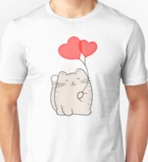 Eli, the love cat Unisex T-Shirt