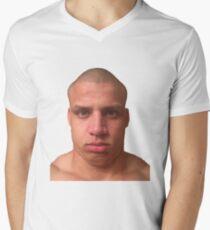 Camiseta de cuello en V Tyler1 Selfie