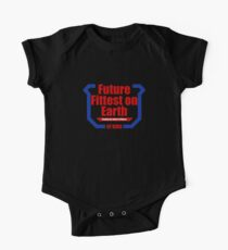 Future Fittest on Earth Kids Clothes