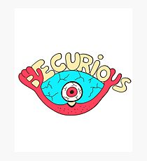 Be Curious Photographic Print