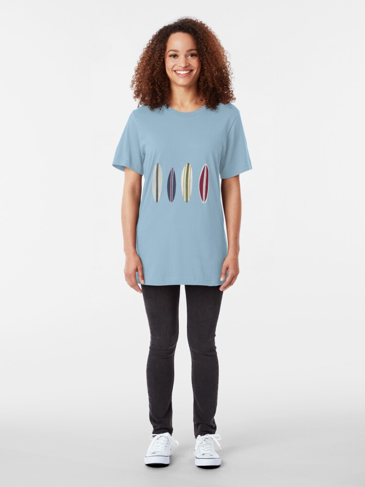 Alternate view of line up Slim Fit T-Shirt