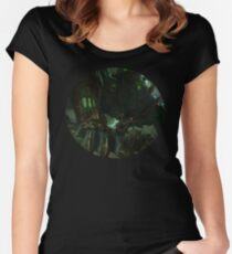 League of Legends - Warwick  Women's Fitted Scoop T-Shirt