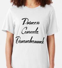 princess consuela bananahammok Slim Fit T-Shirt