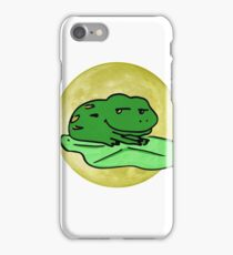 Sly Frog iPhone Case/Skin