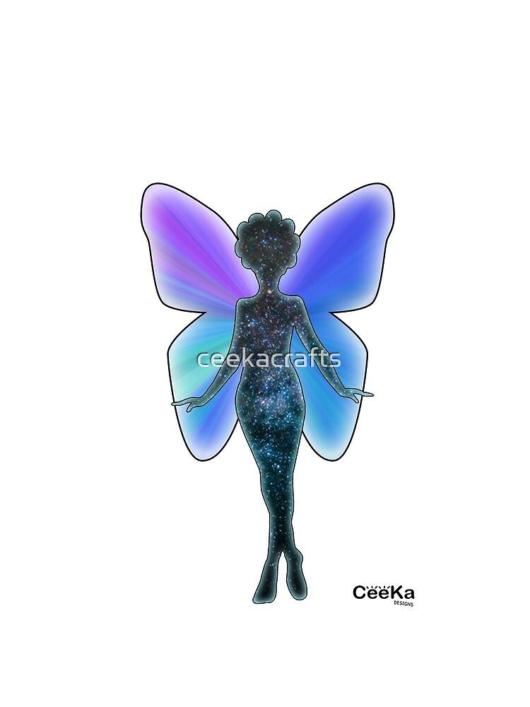 Sternstaub und Schmetterlinge von ceekacrafts