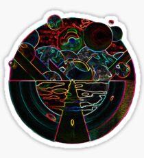 Exogenesis Symphony (on drugs) Sticker