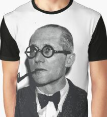 LE CORBUSIER ARCHITECTURE Graphic T-Shirt